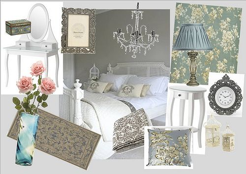 So French So Chic – French Themed Bedroom Ideas