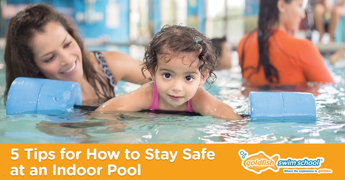 5 Tips for How to Stay Safe at an Indoor Pool Pool