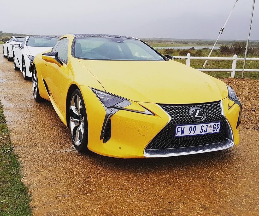 The Stunning Lexus LC 500 Has Arrived In SA Priced From R1729600 More At  Zero2Turbo.