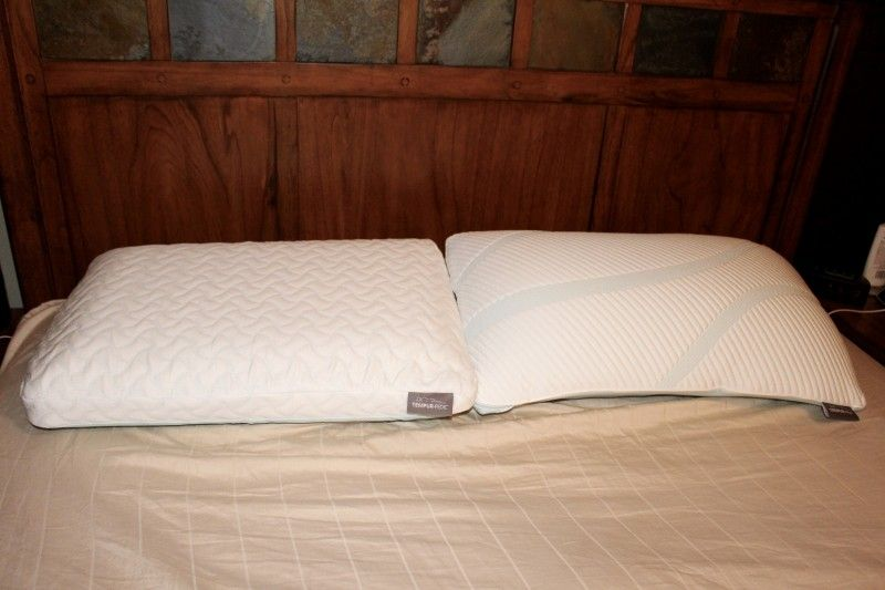 New Tempur Pedic Tempur Adapt Pillows Provide A Comfortable