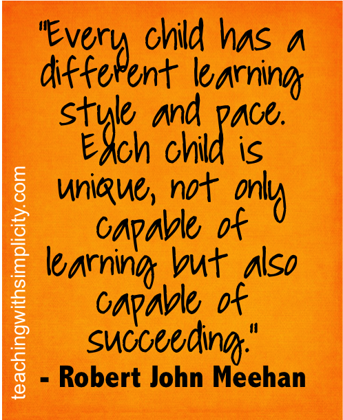 Quotes About Kids Learning: Motivation For Monday