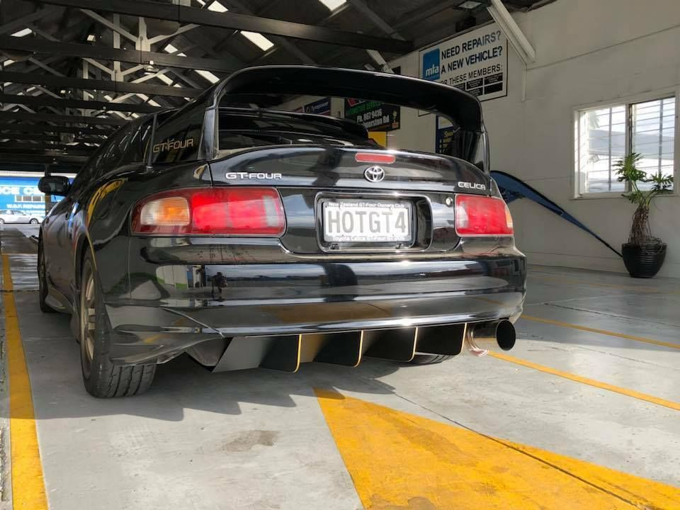TOYOTA CELICA GT4 ST205 3SGTE REAR CAMBER ARM AND BOLT