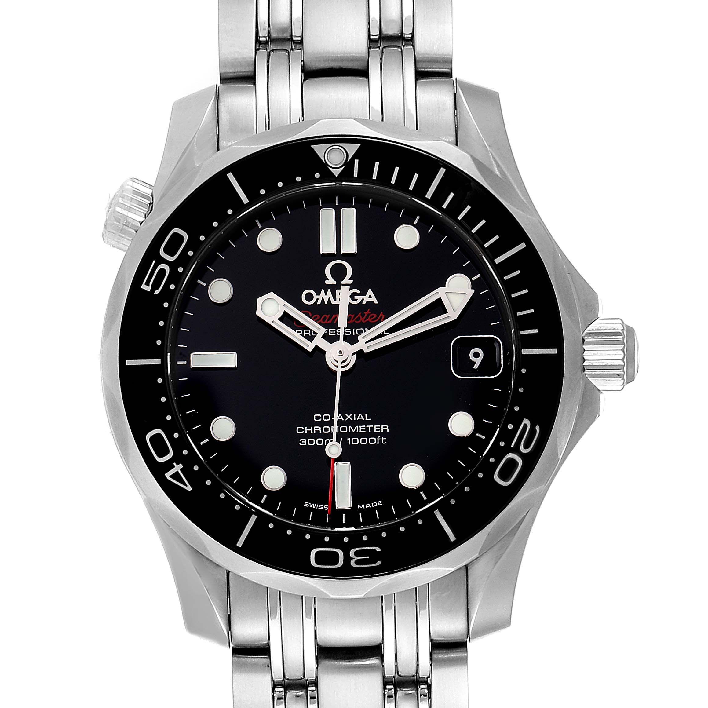 Omega Seamaster 300M Midsize 36mm Watch 212.30.36.20.01