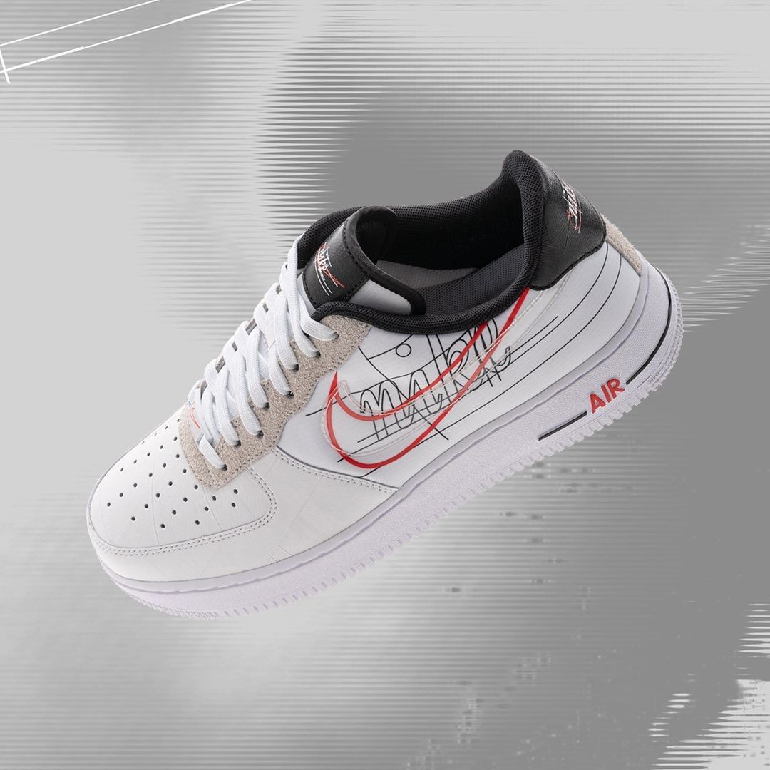 Nike Air Force 1 Low White Have a Nike Day Grailify