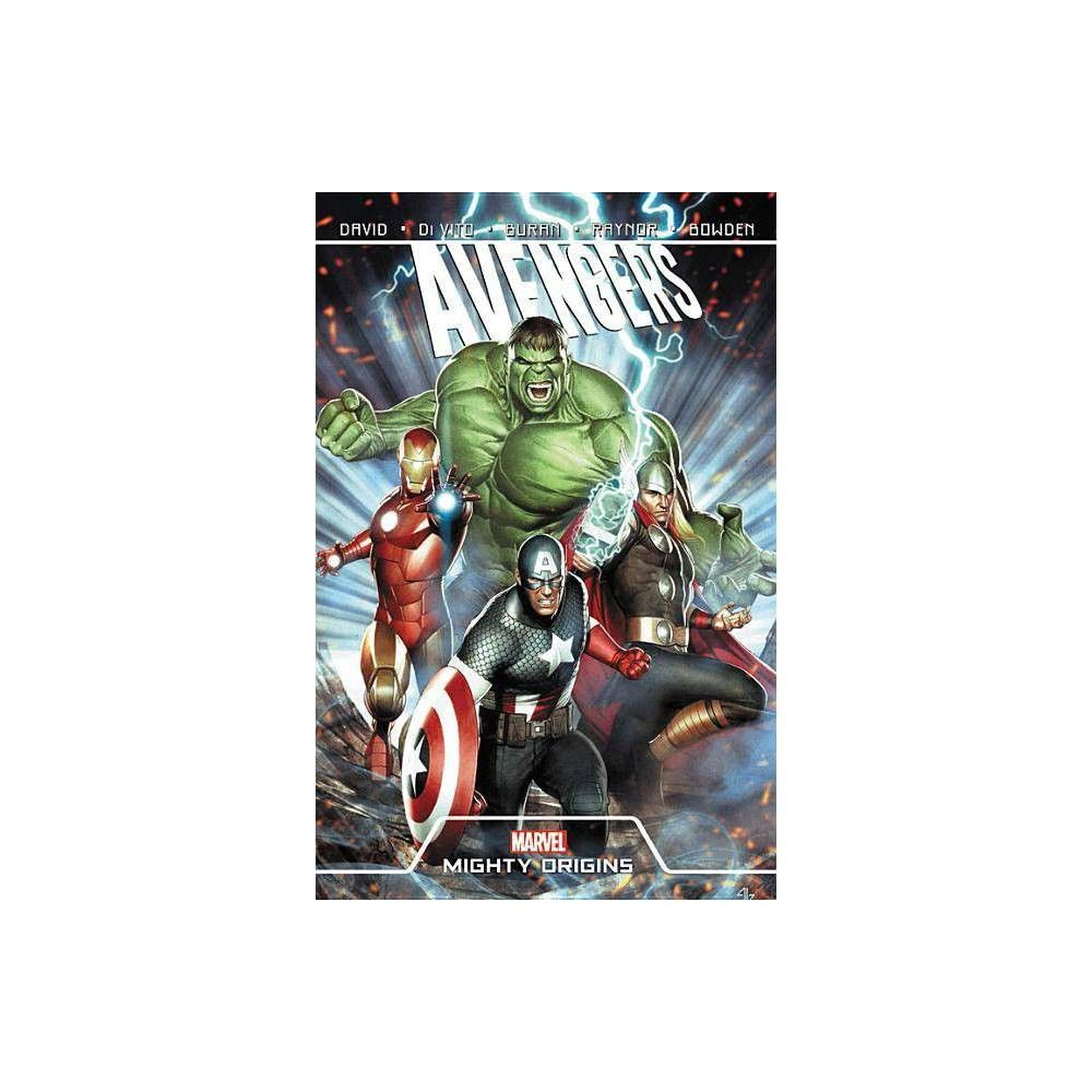 Avengers: Mighty Origins - (Paperback)