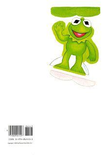 Bonecas de Papel: Muppets Babies