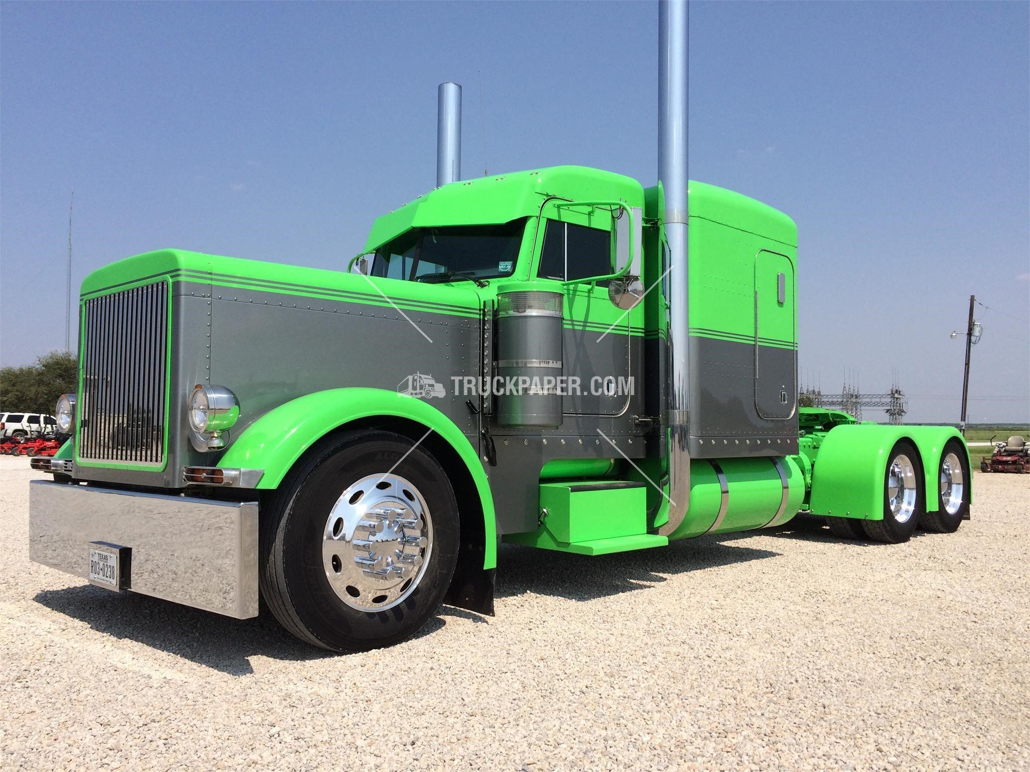 2003 peterbilt 379exhd heavy duty trucks conventional trucks w sleeper for sale at truckpaper