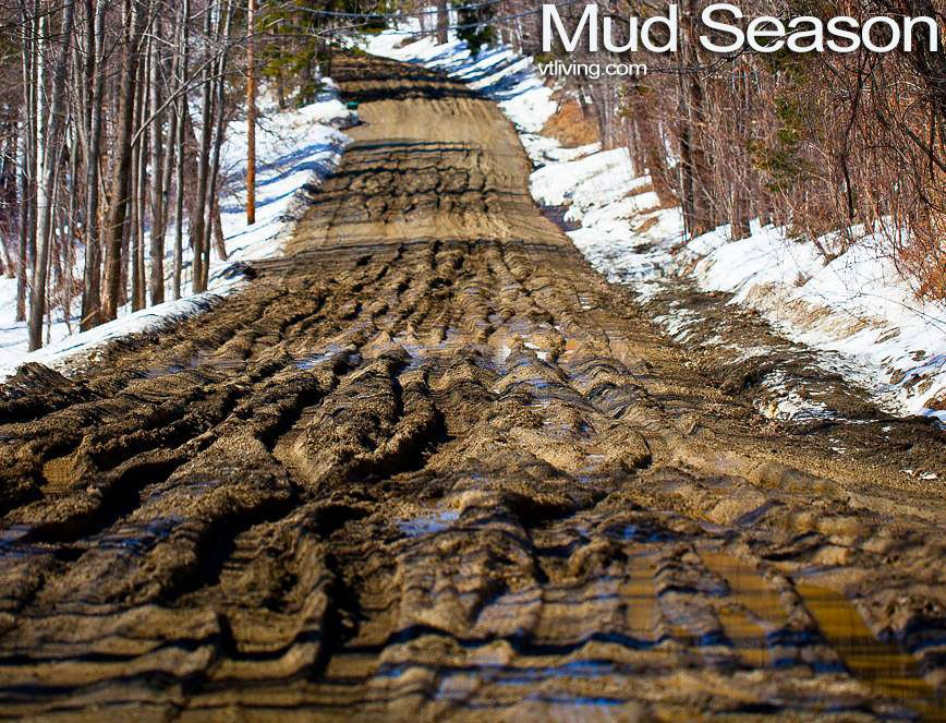 Mud Season in Vermont spring vacations March April May Muddy | Vermont  vacation, Seasons photography, Vermont
