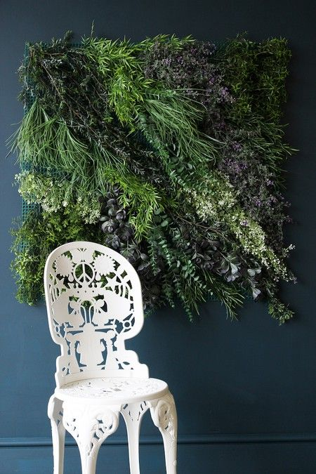 How To Create A Beautiful Indoor Garden This Winter is part of Vertical garden Living Room - Here are our top 10 ideas for designing a lush indoor retreat at home this season
