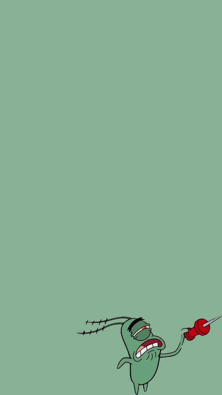 Plankton wallpaper by RubyLeyva - 1985 - Free on ZEDGE™
