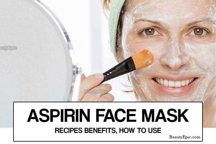 diy foot peel mask with aspirin