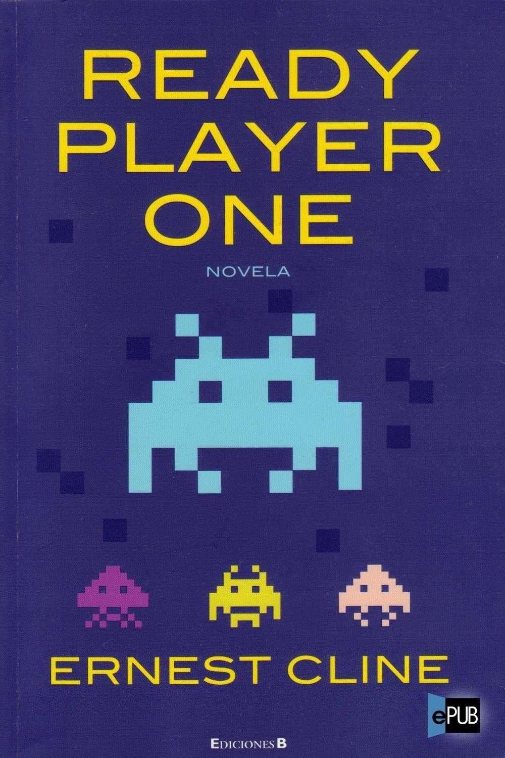 Ready Player One By Ernest Cline Ready Player One Book Ready Player One Player One