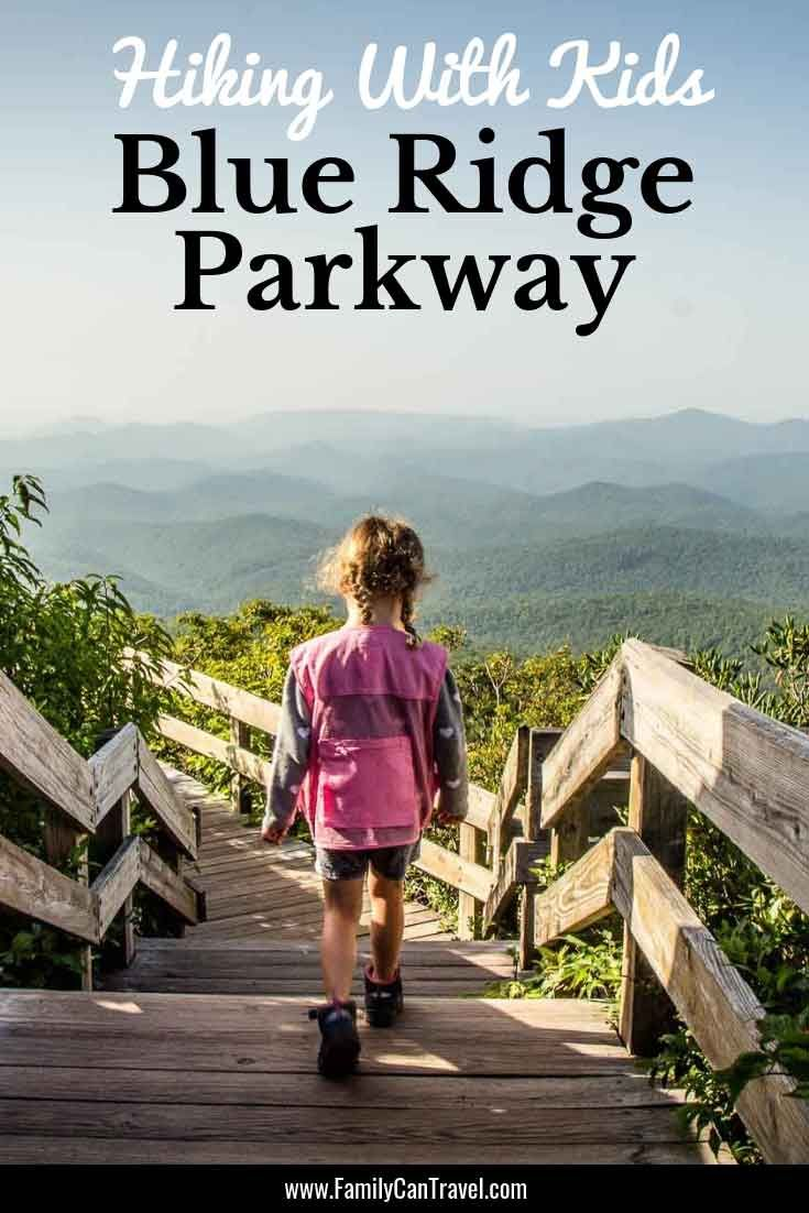 6 Family-Friendly Hikes Along the Blue Ridge Parkway