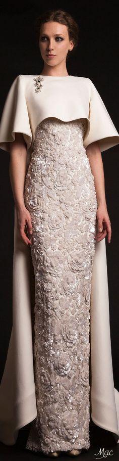 Photo of Spring 2015 Couture Krikor Jabotian