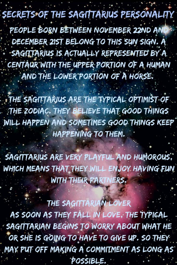 Sagittarius Astrology Traits Include Being Honest Fair Minded