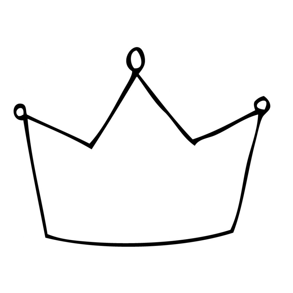 28 Collection Of Crown In Drawing Crown Drawing King Crown