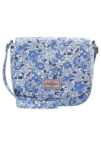 Soldes Cath Kidston Sac bandoulière - cream blue bleu: 38,36 € chez Zalando (au 21/01/18). Livraison et retours gratuits et service client gratuit au 0800 915 207.
