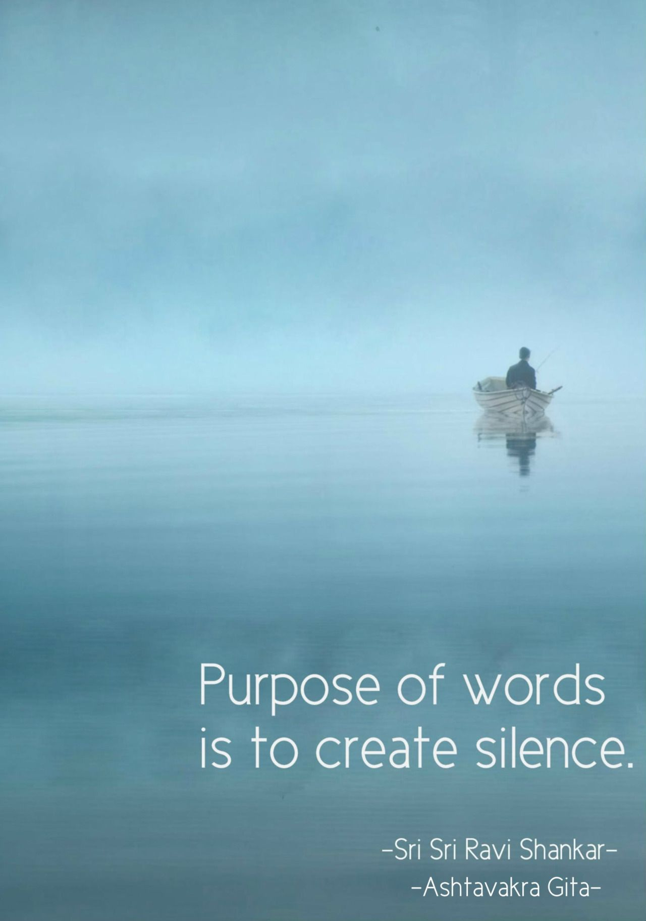 Draw Wings Purpose Of Words Is To Create Silence Sri Sri Sri Sri Savvy Quotes Meditation Quotes