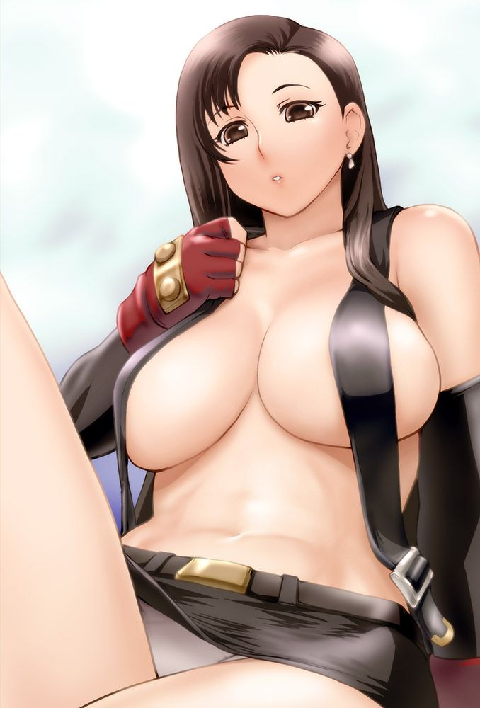 Tifa and yuna hentai wallpapers
