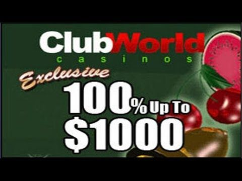 Club World Casinos Legit