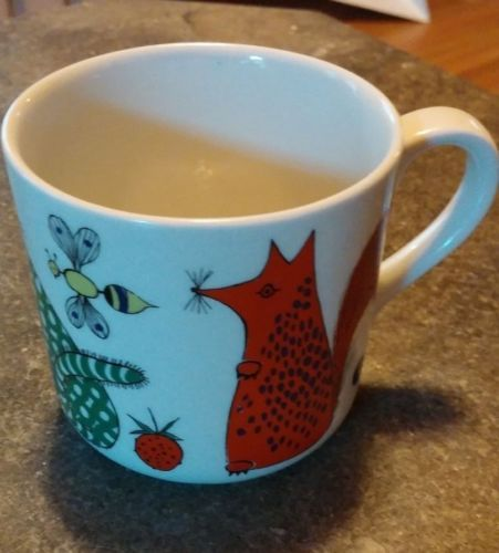 Arabia Child Cup with Animal Design from Finland | eBay