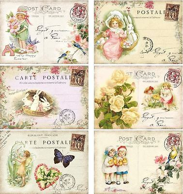 12 hang gift tags scrapbook vintage children easter images 732 a 12 hang gift tags scrapbook vintage children easter negle Choice Image