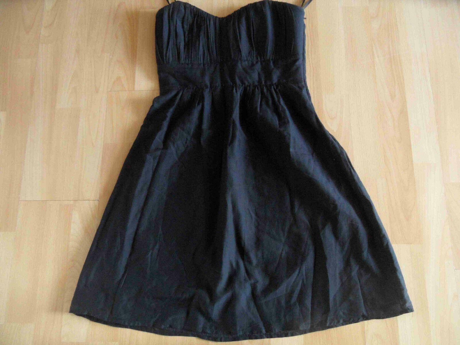 hallhuber schönes corsagenkleid schwarz gr. 36 top 315 in