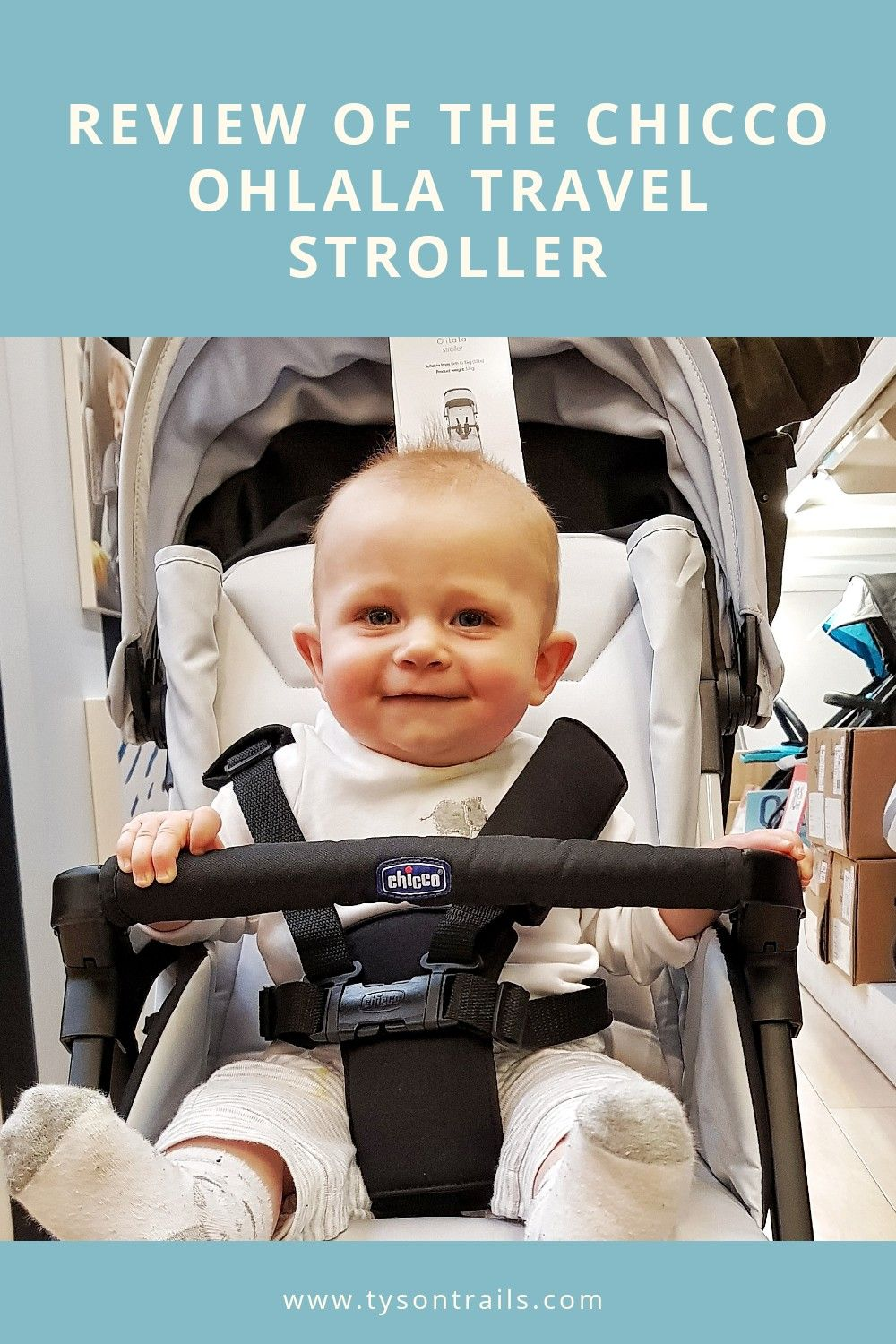 Chicco OhLaLa travel stroller review in 2020 Travel