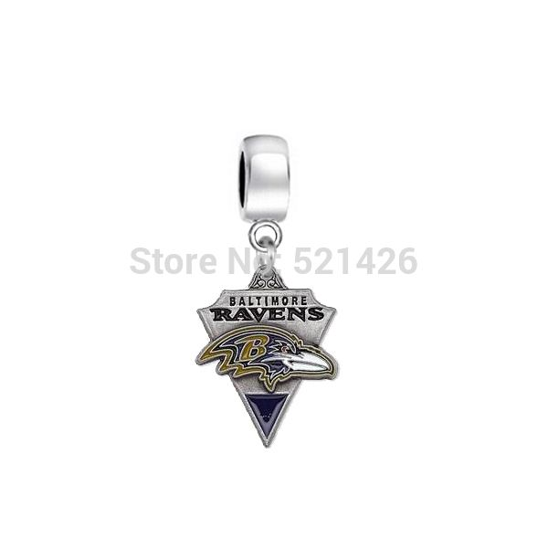 Find More Charms Information About Can Be Mixed Enamel Single Sided Baltimore Ravens Acrylic Beadshandbagsenamelsinformation