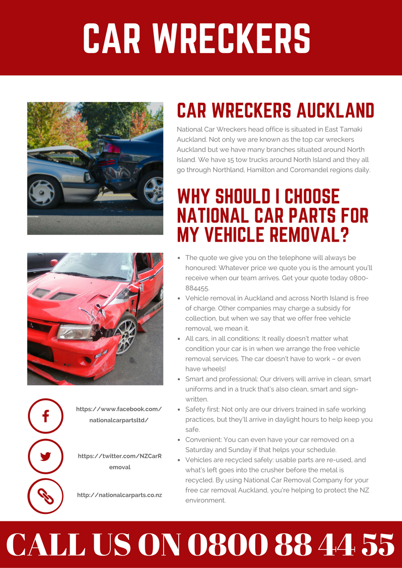 Car Wreckers! Are you having a hard time looking for the best car ...