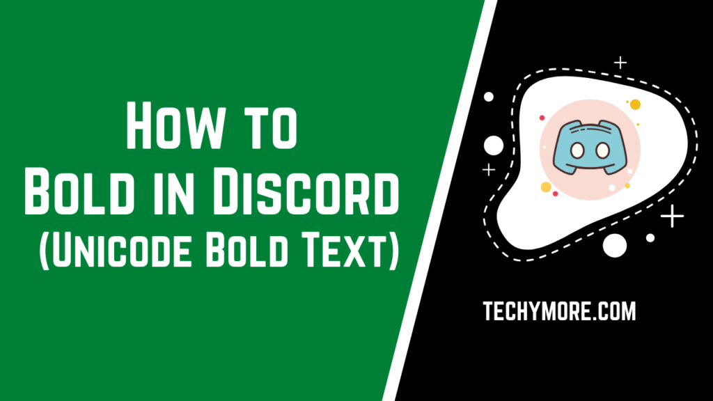 How To Bold In Discord In Just A Minute Step By Step In 2020 Discord Text Generator What Is Discord