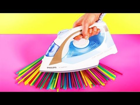 35 GENIUS CRAFTS TO MAKE IN ONE MINUTE - YouTube