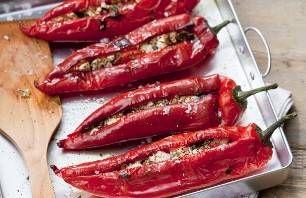 Recept Jaarrond Paprika Zoete puntpaprika Tomaat