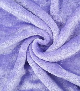 Sew Lush Fabric 42''-Helitrope Purple Solids