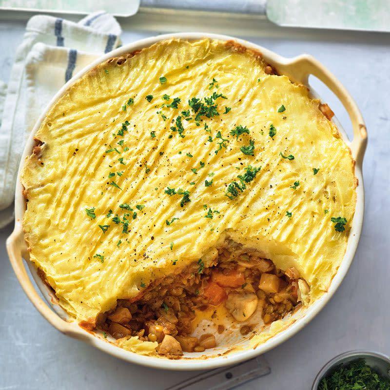 Shepherd's Pie mit Linsen Rezept | WW Deutschland