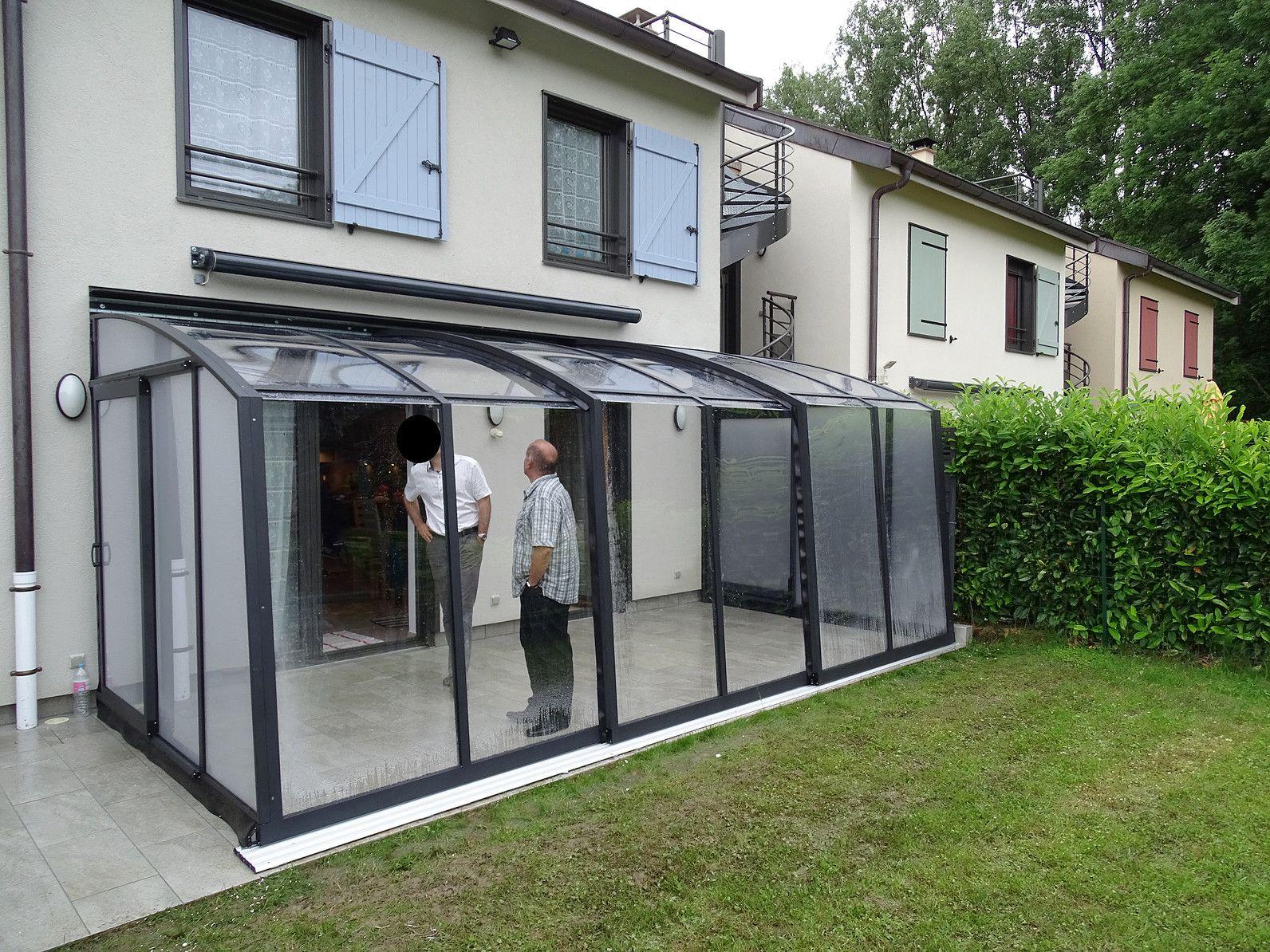 abris terrasse aluminium coulissant