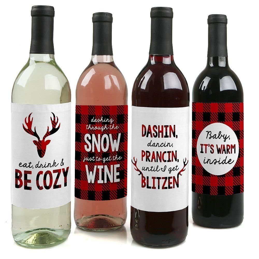 Indian Home Interior Indian Home Interior In 2020 Christmas Wine Bottle Labels Christmas Wine Bottles Holiday Wine Bottle Labels