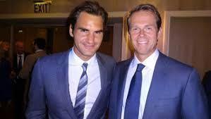 Roger en Stefan, nieuw koppel op en naast de baan.