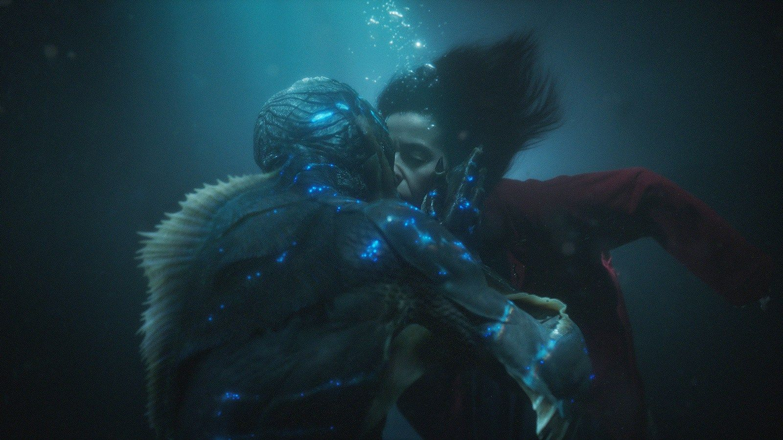 'The Shape of Water': La nueva apuesta de Guillermo del Toro por el Oscar