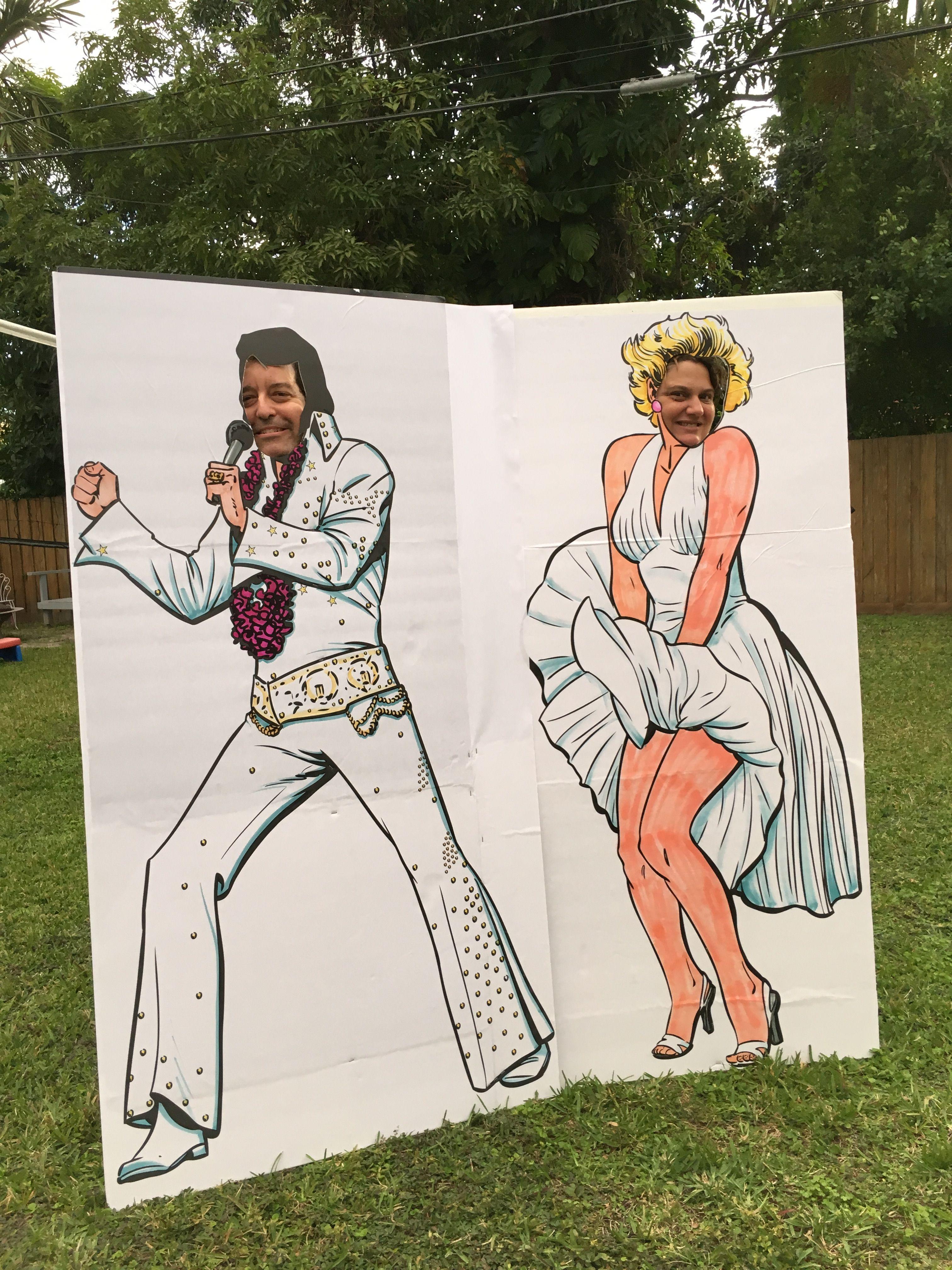 Star Cutouts Cut Out Of Elvis Vegas Alternative Image Lifesize Cardboard Cut
