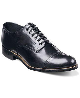 Oxfords Attire Adams Madison Toe Pinterest Cap Stacy Shoes 41PwqB8