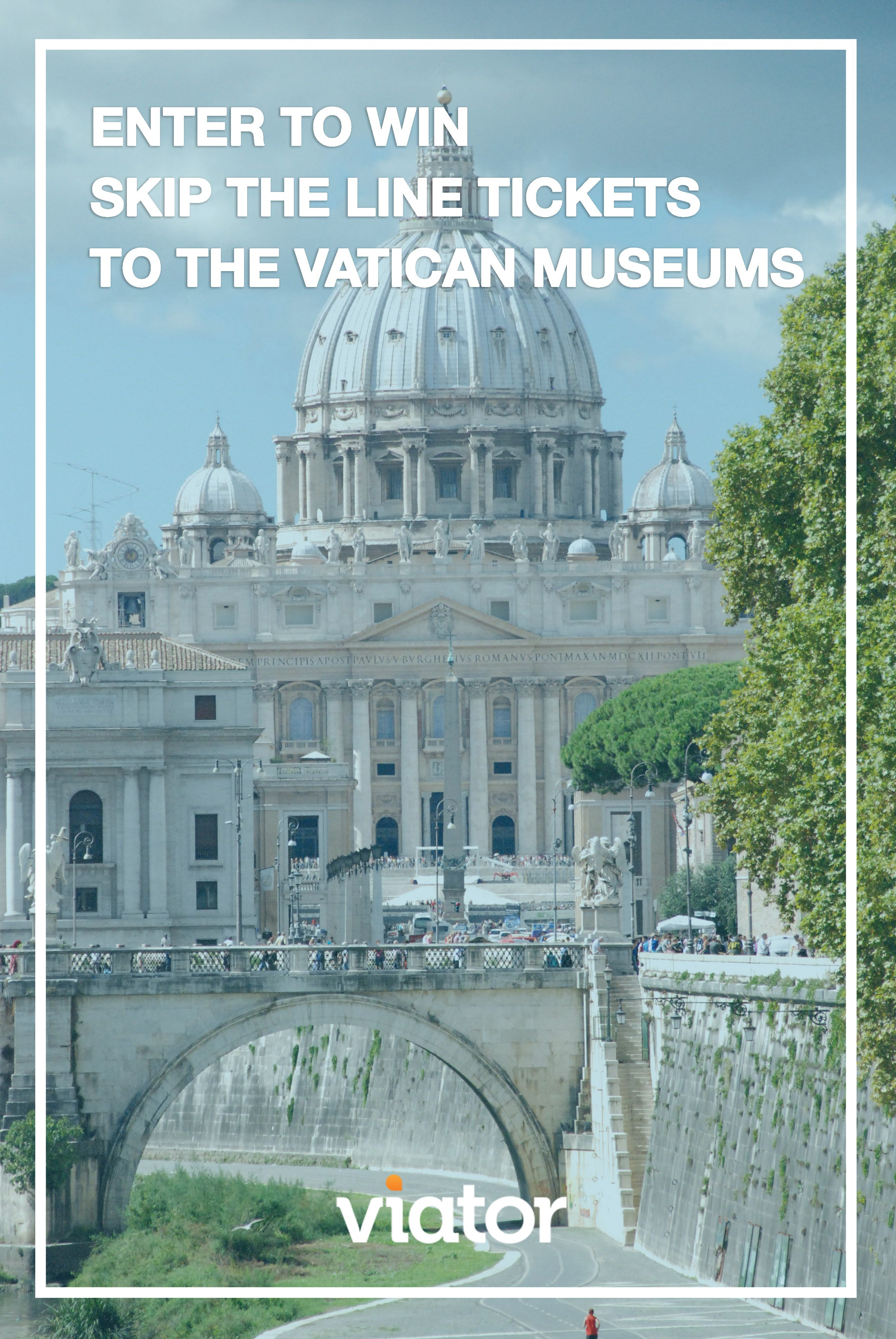 Traveling To #Rome This #summer? Enter Our