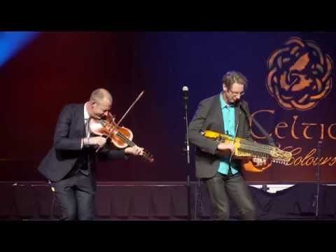 Nickelharpa time!!! Väsen live at Celtic Colours International Festival 2014 - YouTube