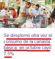 el blog de josé rubén sentís: sigue cayendo el consumo: qué parte no se entiende...