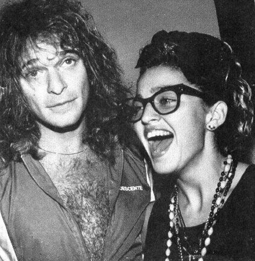 1984 Birthday Party David Lee Roth David Lee Roth Eddie Van Halen Van Halen