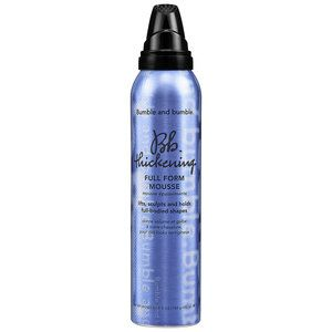 Thickening Full Form Mousse Bumble And Bumble Sephora Best Volumizing Mousse Bumble And Bumble Thickening Bumble And Bumble Thickening Mousse