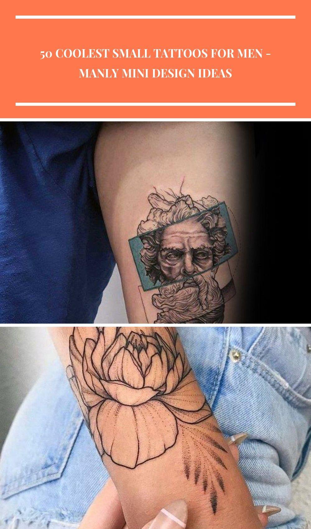 Greek God Coolest Guys Small Thigh Tattoo Design Ideas