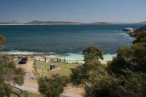 Albany Attractions - Frenchman Bay Beach