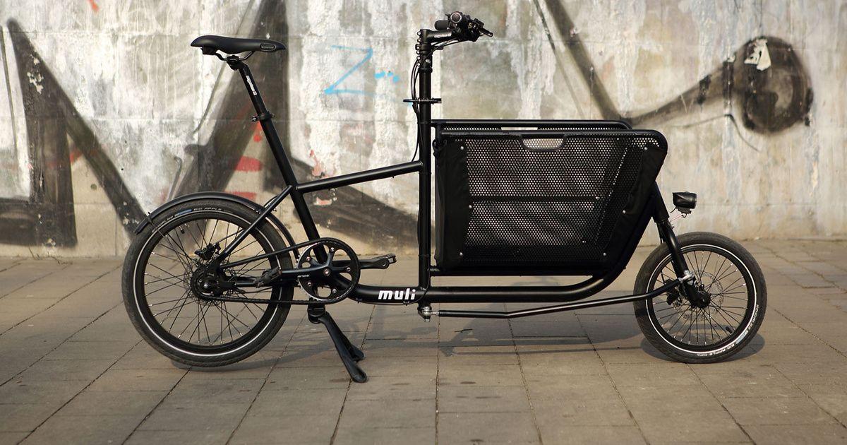crowdfunding projekt von muli cycles das neue fahrrad f r. Black Bedroom Furniture Sets. Home Design Ideas