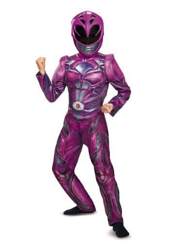 Pink Ranger Movie Deluxe Costume   imageshalloweencostumes - halloween costume ideas for tweens